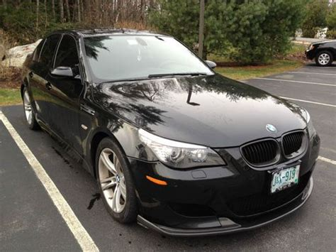 Find Used 2008 Bmw M5 650hp Excellent Condition In