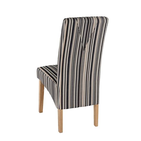 pair of roma dining chairs wooden legs light oak finish