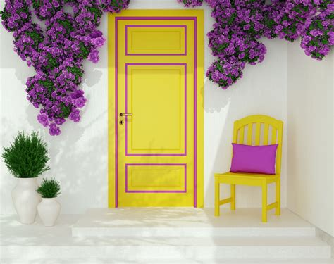 What Does Your Front Door Color Say About You? Living Room Wooden Furniture Photos Interactive Planner Home Theatre Ideas With Void Average Set Cost Showcase Designs For Wall Mounted Chairs In Red Denver