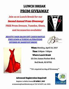 2nd Annual Prom Giveaway