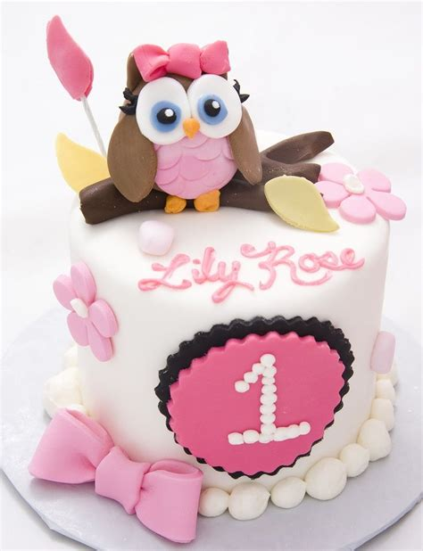 owl birthday cake owl birthday cakes for the crimson cake baby