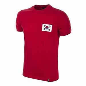 Shop South Korea 1970's Short Sleeve Retro Football Shirt ...