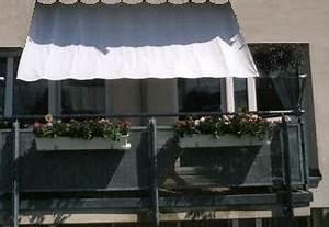 Sonnensegel Kleinen Balkon : balkon komplettmontageset ii f r balkone ohne dach decke mit ~ Markanthonyermac.com Haus und Dekorationen
