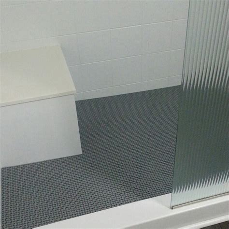 designer grip loc tiles plastic shower floor tiles