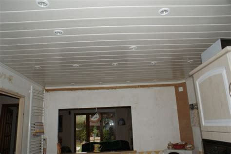 lambris pvc plafond pas cher