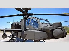 US Army Develops Apache 'Version 6' Update Defense