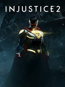 injustice gods among us cover injustice 2 wikipedia