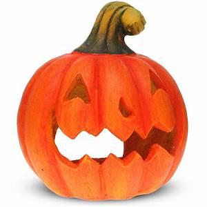 Gruselige Halloween Deko : jack o 39 lantern halloween deko k rbis gruselige fratze laterne 23x27 cm ton ebay ~ Markanthonyermac.com Haus und Dekorationen
