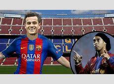 Ronaldinho believes Barcelona want to sign Liverpool's