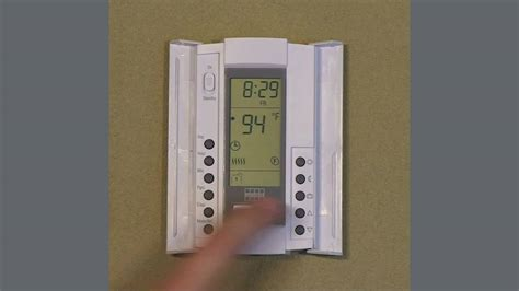 how to program the laticrete 174 floor warming thermostat