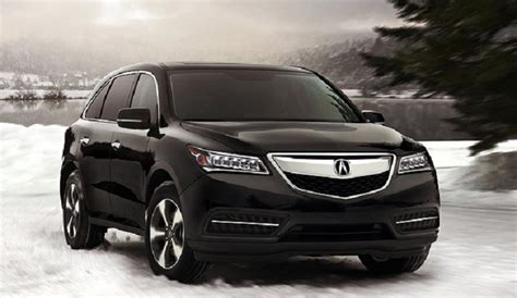 2018 Acura Mdx  Redesign, Specs, Changes, Price, Release