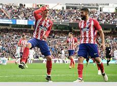 Griezmann amarga al Real Madrid en el Bernabéu Revista