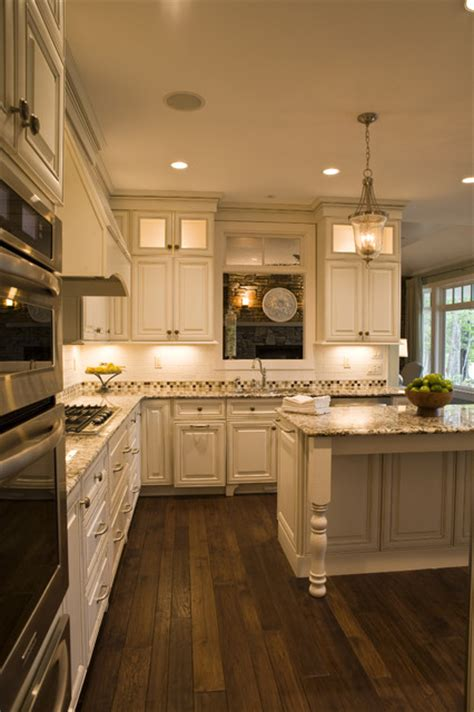 New England Cottage  Contemporary  Kitchen  Other Metro