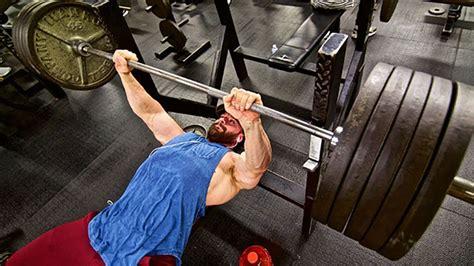 Part 1 The Bench Press  Proper Weightlifting Form