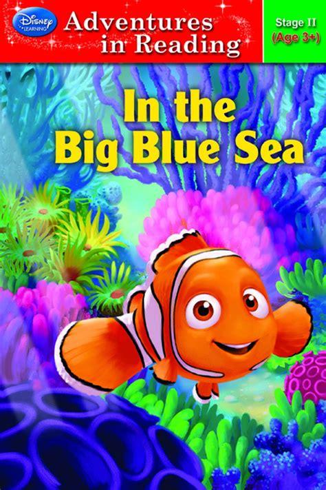 Adventures In Reading In The Big Blue Sea By Disneyenglishthe Walt Disneypaperback Buy