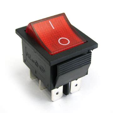 rocker switches electric switch power switch with dpdt dpst shenzhen baokezhen electronics co