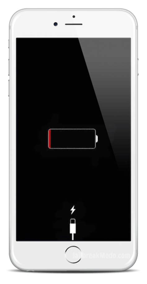 Boat Battery Too Low To Charge by Iphone 6 Black Screen Wont Turn On