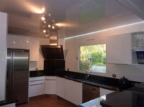 eclairage faux plafond cuisine cobtsa