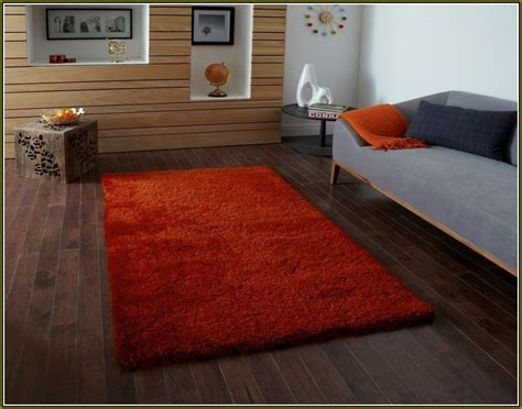 burnt orange bathroom rugs vibrant burnt orange and rust