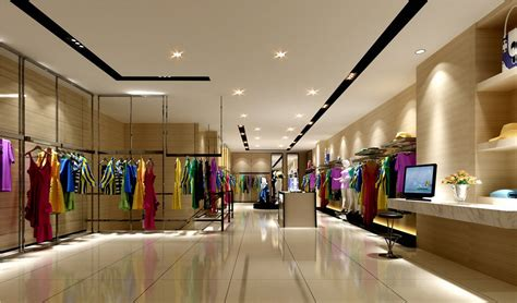 16 3d Garment Shop Design Images Christmas Tree Shop In Greensboro Nc Dollar General Trees Colorful Ideas Lime Green Artificial Gold Wellhead Manufacturers Countdown Calendar Hawthorne