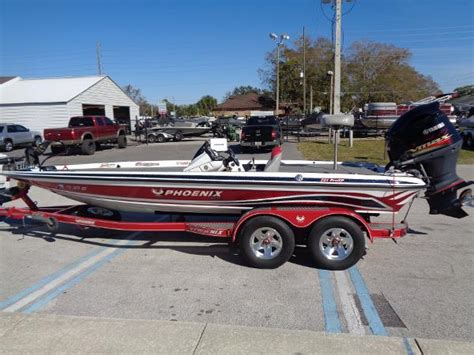 Phoenix Boats For Sale In Missouri by Used Phoenix Bass Boats For Sale Boats