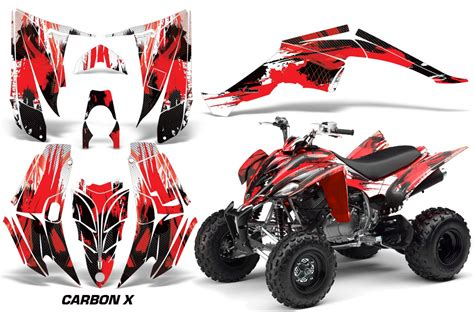 yamaha raptor 350 graphic sticker decal kit for