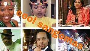 Top 10 SA celebrity Sangomas: - clipzui.com