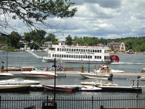 Uncle Sam Boat Tour Shuttle by Shuttle Service To Boldt Castle Picture Of Uncle Sam