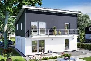 Häuser Mit Pultdach : haus mit pultdach schw rerhaus ~ Markanthonyermac.com Haus und Dekorationen
