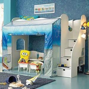 Very Cheap Loft Bed: Nick SpongeBob SquarePants Adventure ...