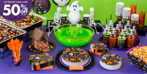 Spooktacular Halloween Party Supplies  Party City