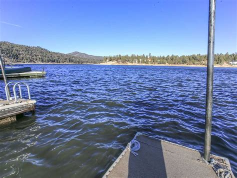 Big Bear Lake Rentals With Boat Dock by Lakefront With Usable Boat Dock 10ppl Gameroom Great