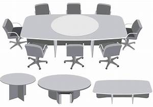 Round Table Meeting Vector - Download Free Vector Art ...