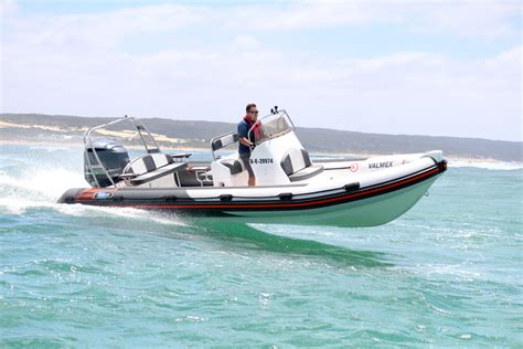 Used Inflatable Boats by Falcon 650 Rigid Inflatable Boat Falcon Inflatables