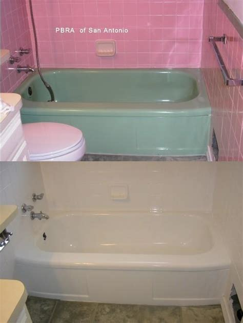 san antonio bathtub refinishing p b r a professional