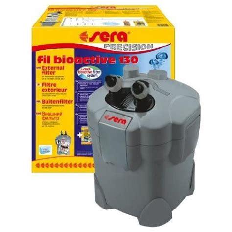 filtre externe aquarium sera fil bioactive 130 achat vente filtration pompe filtre externe