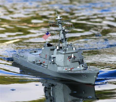 Rc Boats Military by Pro Boat Arleigh Burke Destroyer Rc Groups