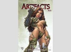 Artifacts #25 Progeny, Part 1 Issue