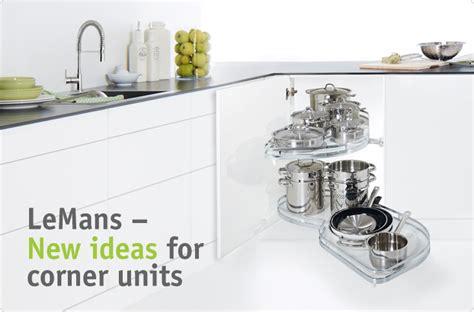 clever storage le mans new ideas for corner units