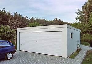 Fertiggarage Doppelgarage Preis : metallgarage kosten varianten omicroner garagen ~ Markanthonyermac.com Haus und Dekorationen