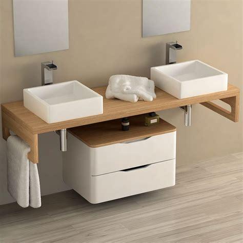 parfait plan vasque bois salle de bain 38 sur carrelage de sol de salle de bains design ideas