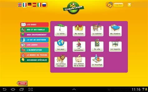 Linguascope Beginners  Android Apps On Google Play