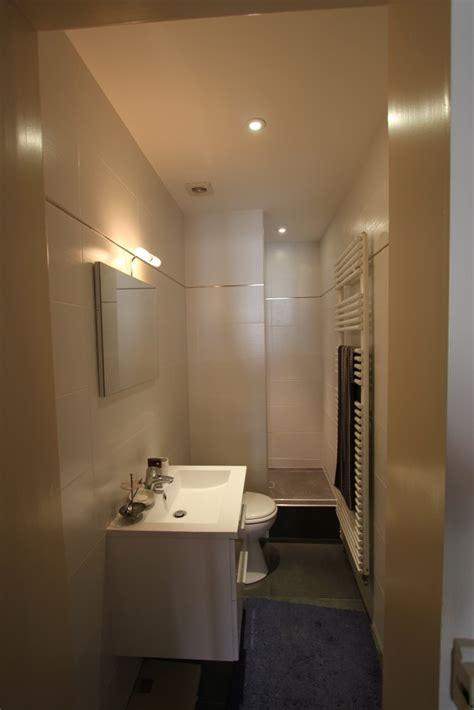 am 233 nager salle de bain en longueur salle de bain id 233 es de d 233 coration de maison 0aodw0xbqm