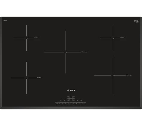 Buy BOSCH PIV851FB1E Electric Induction Hob  Black Free