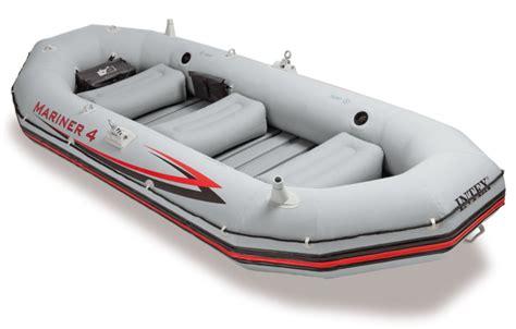 Intex Inflatable Boat Review by Intex Mariner 4 Inflatable Boat Review Driftfisher