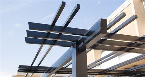 aluminum pergolas pergola kits structureworks