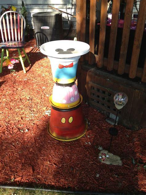 disney garden garden decor