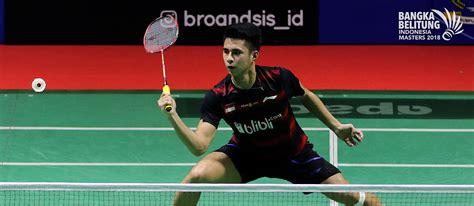 (babel Indonesia Masters 2018) Masih Cari-cari