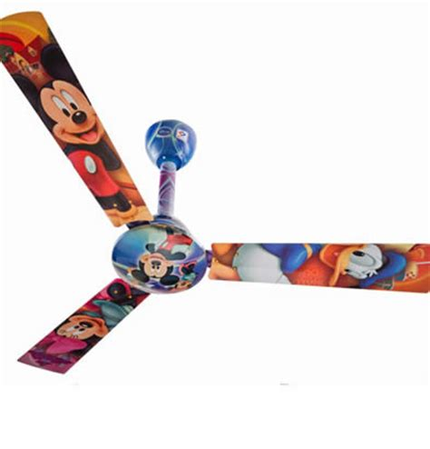 mickey mouse bajaj ceiling fan price delhi inida