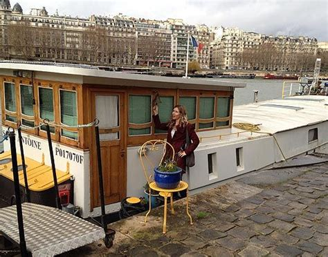 Houseboats Paris by 41 Best Images About Houseboats Of Paris On Pinterest